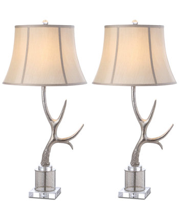 Adele Set of 2 Table Lamps Safavieh