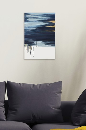 Looking Forward Canvas Art PTM Images