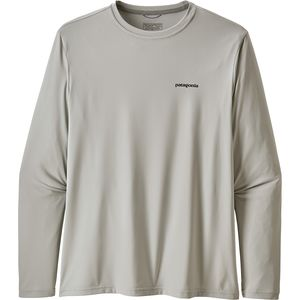 Patagonia Capilene Cool Daily Fish Graphic Long-Sleeve T-Shirt Patagonia