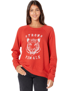 """Smith """"Strong Female"""" Pullover Good hYOUman"""