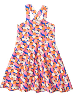 Floral Skater Dress (Toddler/Little Kids/Big Kids) Toobydoo