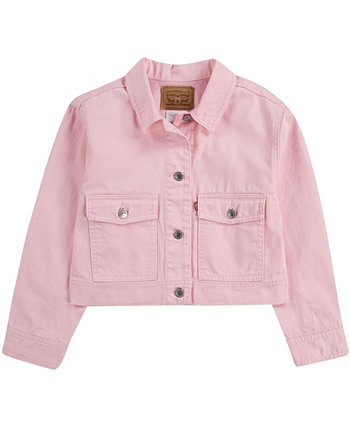 Little Girls Trucker Jacket Levi's®