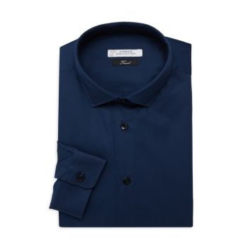 Trend-Fit Dress Shirt Versace Collection