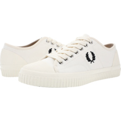 Hughes Low Canvas Fred Perry
