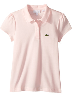 Short Sleeve Mini Pique New Iconic Polo (Infant/Toddler/Little Kids/Big Kids) Lacoste Kids