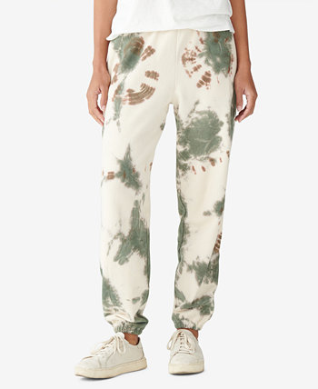 Tie-Dyed Jogger Pants Lucky Brand