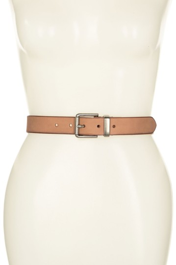 Flat Panel Leather Belt Frye