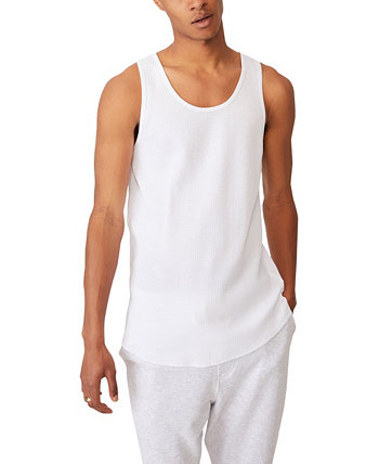 Men's Waffle Tank COTTON ON