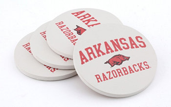 University of Arkansas Coasters, Set of 4 THIRSTYSTONE