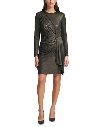 Ruched Bodycon Dress Vince Camuto