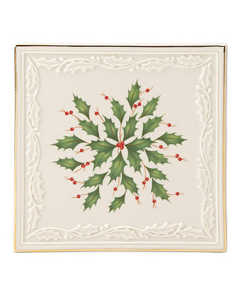 Хостинг The Holidays Trivet Lenox