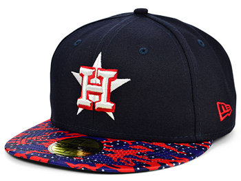 Houston Astros Star Viz 59FIFTY Cap New Era