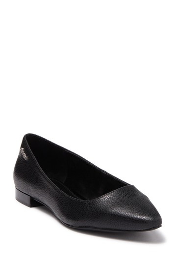 Emerin Eco Tumbled Leather Loafer Calvin Klein