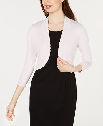 Open-Front Cropped Cardigan Jessica Howard