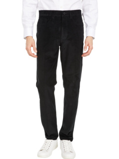 Slim Fit Five-Pocket Stretch 18-Wale Cord Flex Waist Casual Pants Kenneth Cole Reaction