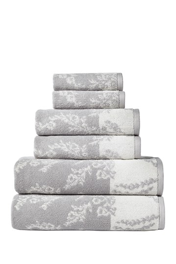 Hummingbird Blooms 6-Piece Towel Set Vera Bradley