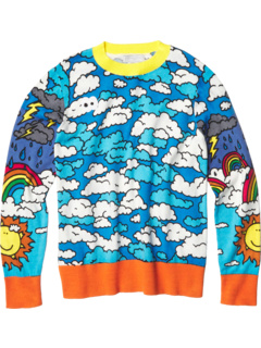 Happy Sky Sweater (Toddler/Little Kids/Big Kids) Stella McCartney Kids