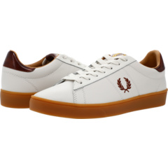Spencer Leather Tab Fred Perry