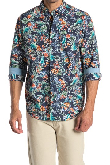 Рубашка Newport Resort Blooms Tommy Bahama