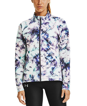 Launch 3.0 Storm Printed Jacket Under Armour