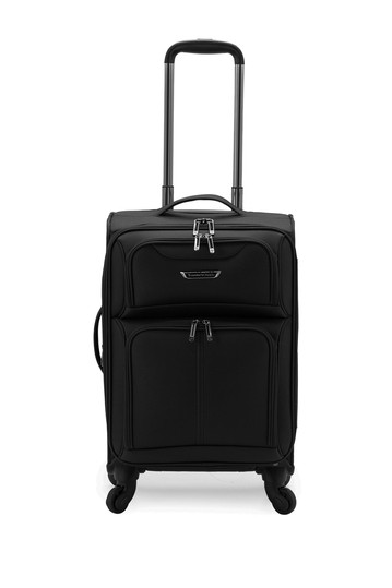 "Cedar 22"" Softside Spinner Traveler's Choice Luggage"