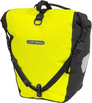 Back-Roller High-Visibility Pannier - Single Ortlieb