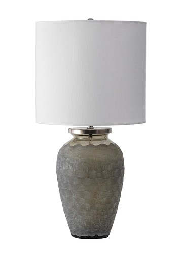 """Zulle Glass 15"""" Table Lamp NuLOOM"""