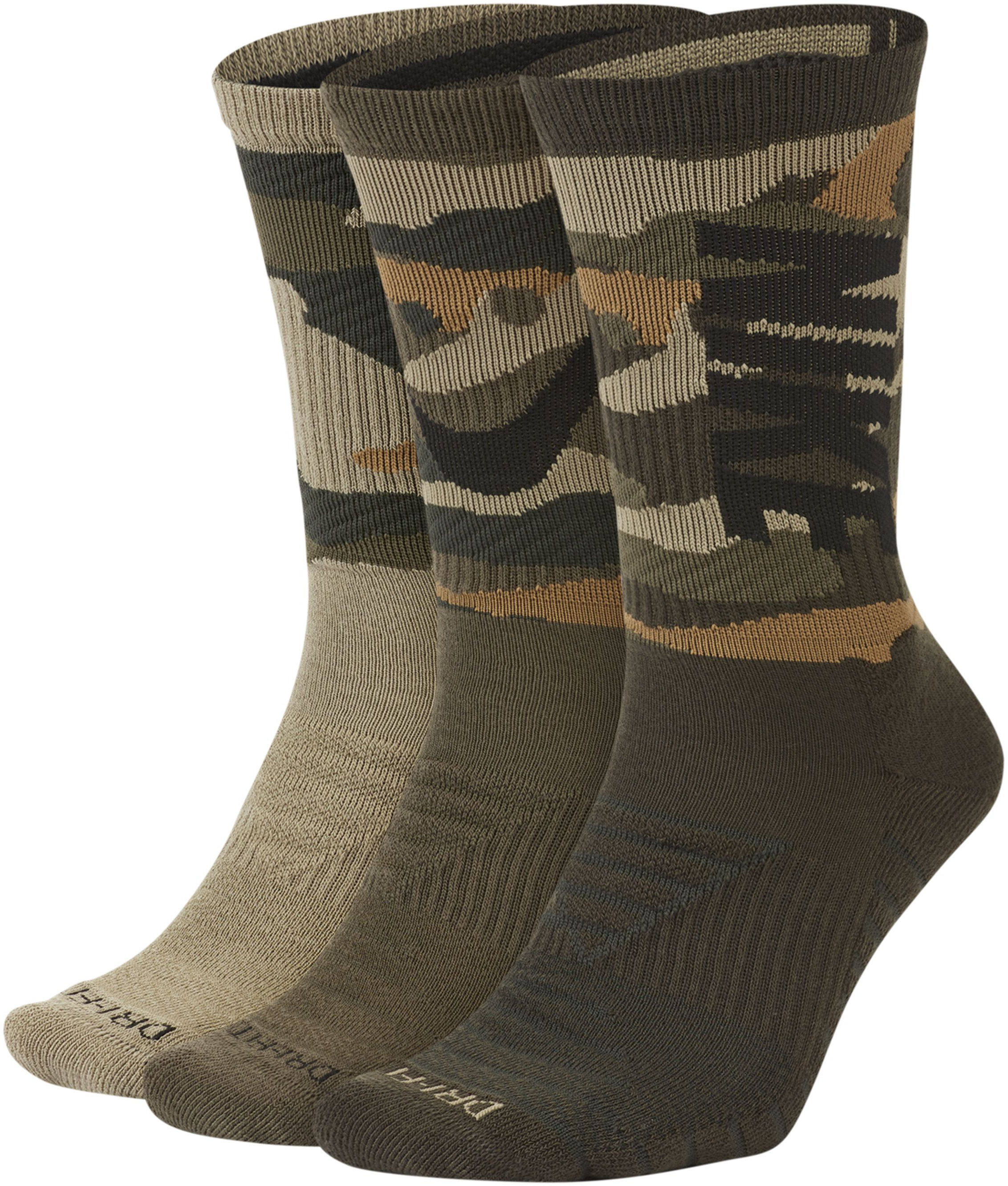 Everyday Max Cush Crew Socks 3-Pair Pack Nike