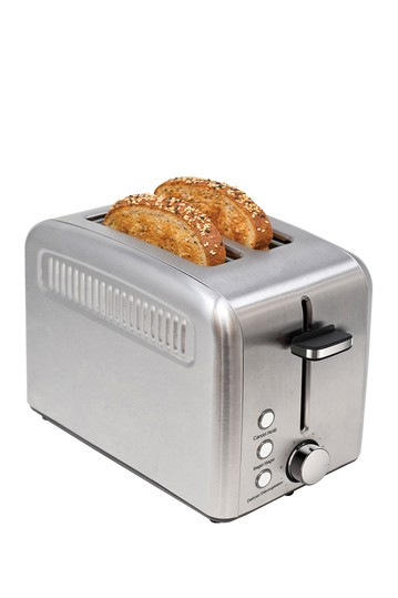 2-Slice Rapid Toaster - Stainless Steel Kalorik