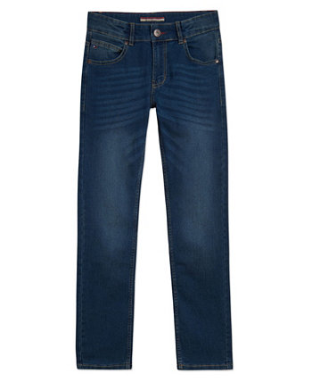 Big Boys Ultra Rebel Stretch Skinny Fit Denim Jean Tommy Hilfiger