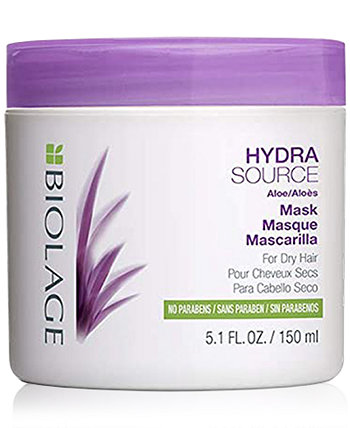 Biolage HydraSource Mask For Dry Hair, 5.1-oz., from PUREBEAUTY Salon & Spa Matrix