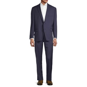 Lexington-Fit Wool Suit LAUREN Ralph Lauren