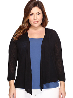 Plus Size 4-Way Cardy NIC+ZOE