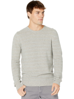 Textured Stripe Crew Billy Reid