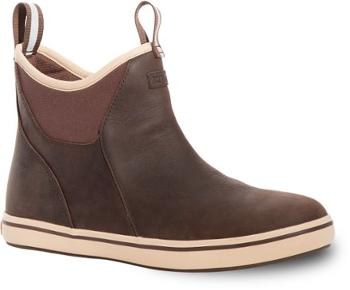 Leather Ankle Deck Boots - Men's XTRATUF