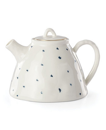 Blue Bay  Teapot Lenox
