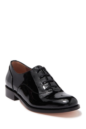 Ballerinas Patent Leather Oxford RED VALENTINO