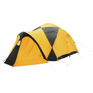 The North Face Bastion 4 Tent: 4-Person 4-Season The North Face