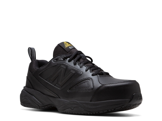 627 v2 Steel Toe Work Shoe - Мужская New Balance