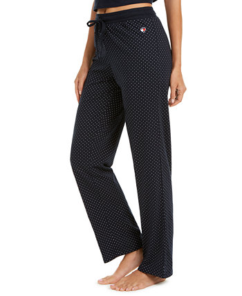 Женские пижамные штаны Relaxed-Fit Tommy Hilfiger