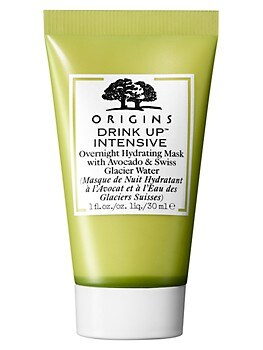Drink Up Intensive Hydrating Avocado & Swiss Glacier Water Mask Origins