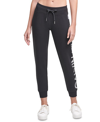 French Terry Drawstring Joggers Calvin Klein