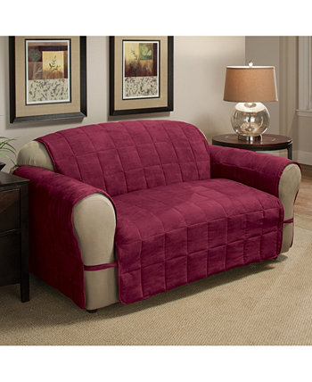 Faux Suede Ultimate XL Sofa Protector P/Kaufmann Home