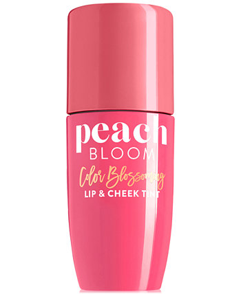Тинт для губ и щек Peach Bloom Color Blossoming Lip & Cheek Tint Too Faced
