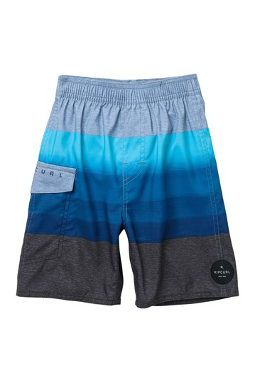 Radiate Volley Boardshorts (Little Boys) Rip Curl