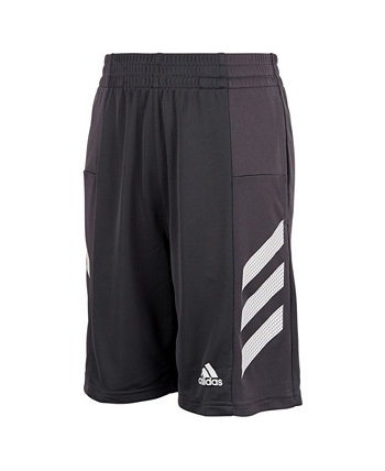 Toddler Boys Pro Sport 3-Stripe Shorts Adidas