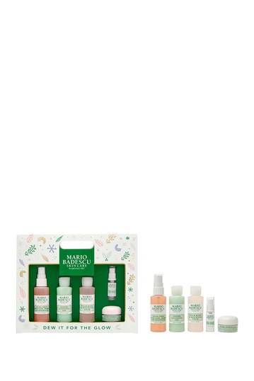 Dew It for the Glow 5-Piece Skincare Set Mario Badescu