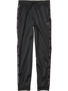 Track Pants w/ Champion Script Taping (Big Kids) Champion Kids