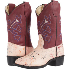 Pretty (Toddler/Little Kid) Old West Kids Boots
