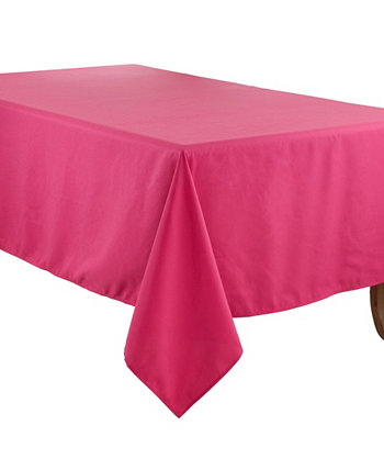 """Everyday Design Solid Color Tablecloth, 60"""" x 60"""" Saro Lifestyle"""
